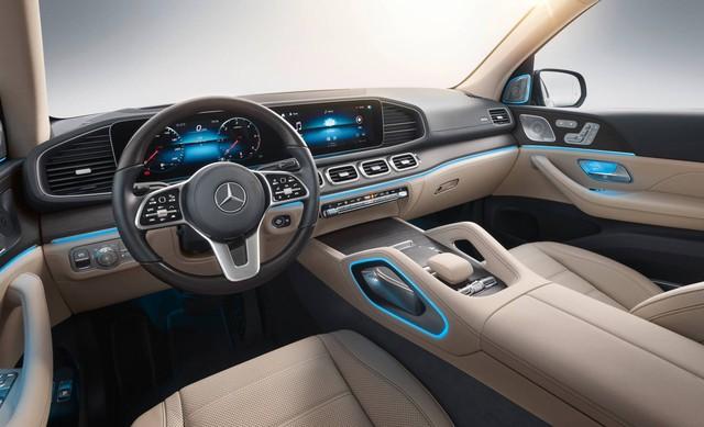 Đã có biểu giá tham khảo Mercedes-Benz GLS 2020: Giới nhập xe và mua xe nhập cần biết - Ảnh 2.