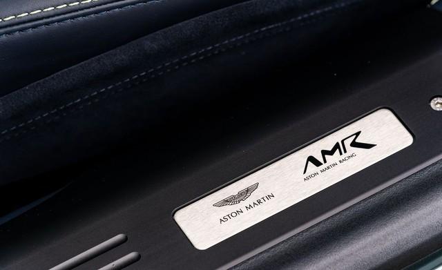 Siêu xe Aston Martin DB11 AMR chào hàng đại gia Việt - Ảnh 1.