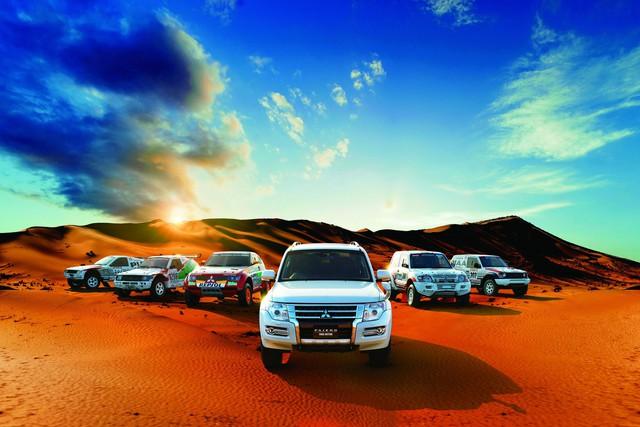 Mitsubishi trình làng Final Edition chia tay Pajero sau 37 năm gắn bó - Ảnh 1.