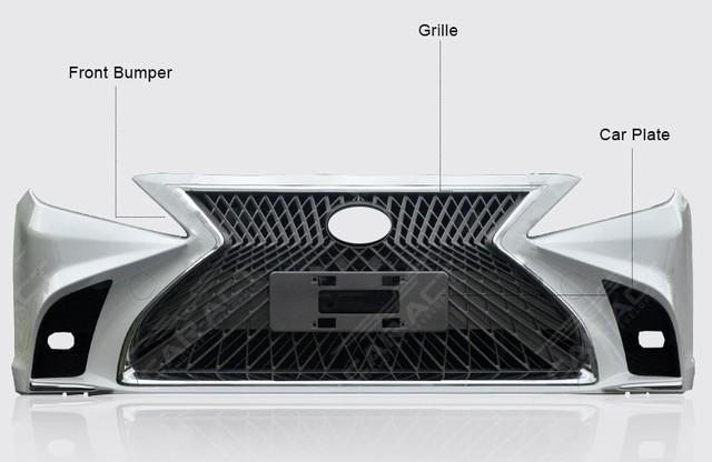 Toyota Camry 2019 vừa mở bán, xưởng độ đã chào gói 'nâng cấp' diện mạo Lexus giá gần 20 triệu đồng - Ảnh 3.
