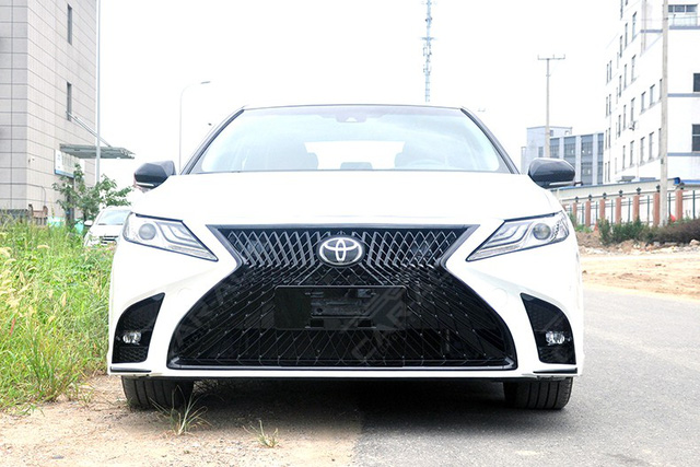Toyota Camry 2019 vừa mở bán, xưởng độ đã chào gói 'nâng cấp' diện mạo Lexus giá gần 20 triệu đồng - Ảnh 6.