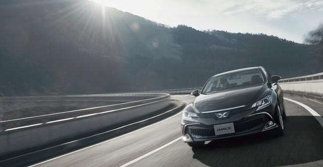 Tạm biệt Mark X - Sedan thể thao cuối cùng còn bám trụ của Toyota - Ảnh 2.