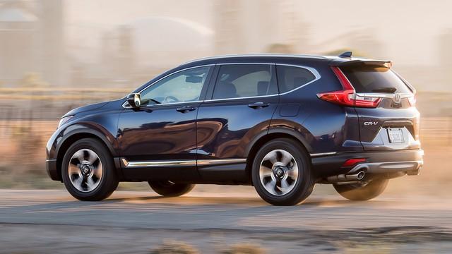 Chênh 200 triệu, Subaru Forester nhập Thái hơn thua gì so với Mazda CX-5 và Honda CR-V? - Ảnh 9.
