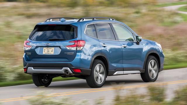 Chênh 200 triệu, Subaru Forester nhập Thái hơn thua gì so với Mazda CX-5 và Honda CR-V? - Ảnh 7.
