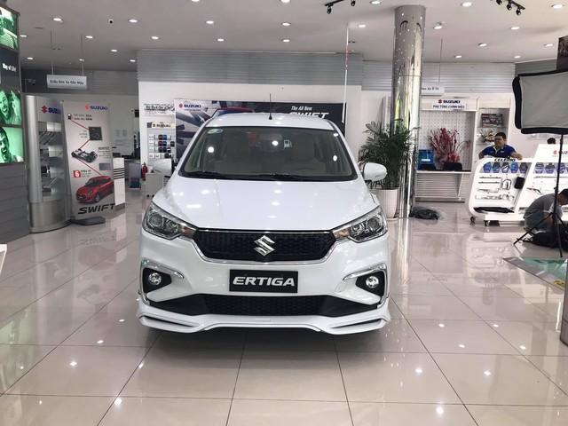 Suzuki Ertiga 2019 tiếp tục lộ thông tin: Động cơ cũ, 4 phiên bản, bản cao cấp nhất có cân bằng điện tử - Ảnh 2.