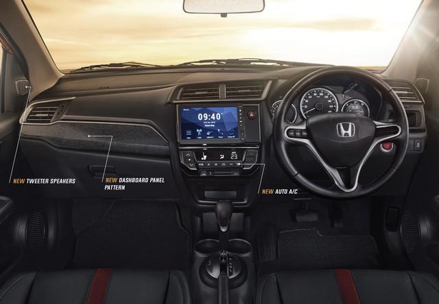 Honda BR-V 2019 ra mắt, chờ ngày về Việt Nam đấu Mitsubishi Xpander - Ảnh 4.