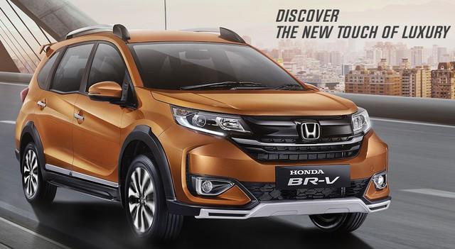 Honda BR-V 2019 ra mắt, chờ ngày về Việt Nam đấu Mitsubishi Xpander - Ảnh 1.
