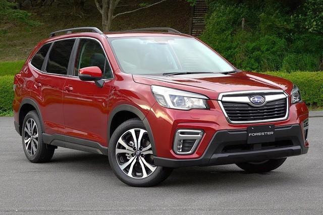 Chênh 200 triệu, Subaru Forester nhập Thái hơn thua gì so với Mazda CX-5 và Honda CR-V? - Ảnh 1.
