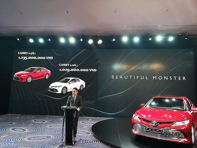 Lý giải mức giá bán của Toyota Camry 2019 - Ảnh 2.