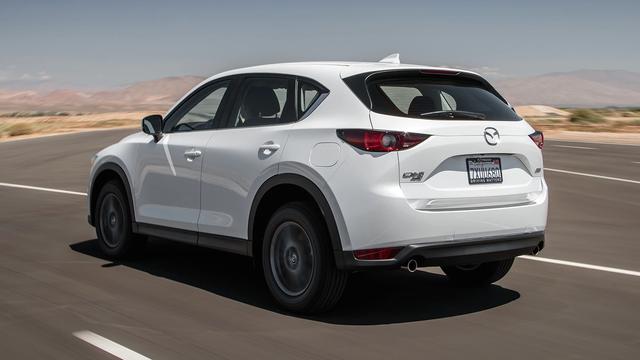 Chênh 200 triệu, Subaru Forester nhập Thái hơn thua gì so với Mazda CX-5 và Honda CR-V? - Ảnh 8.