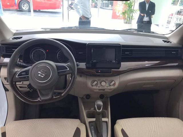 Suzuki Ertiga 2019 tiếp tục lộ thông tin: Động cơ cũ, 4 phiên bản, bản cao cấp nhất có cân bằng điện tử - Ảnh 10.