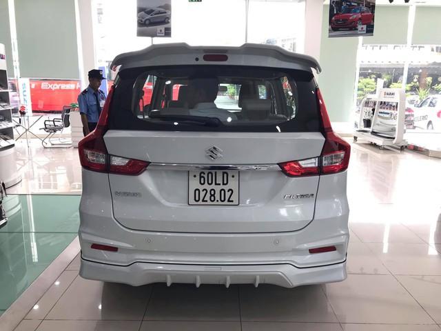 Suzuki Ertiga 2019 tiếp tục lộ thông tin: Động cơ cũ, 4 phiên bản, bản cao cấp nhất có cân bằng điện tử - Ảnh 9.