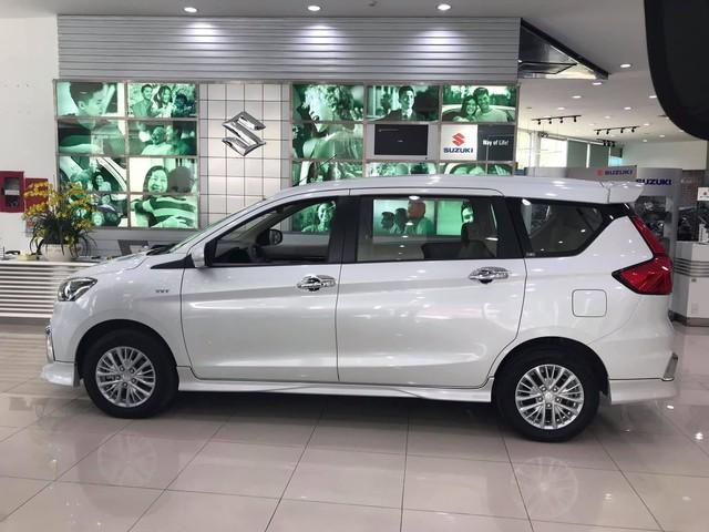 Suzuki Ertiga 2019 tiếp tục lộ thông tin: Động cơ cũ, 4 phiên bản, bản cao cấp nhất có cân bằng điện tử - Ảnh 7.