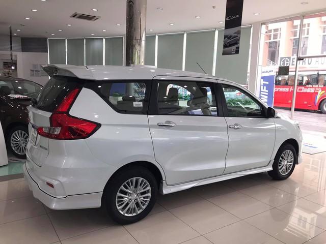 Suzuki Ertiga 2019 tiếp tục lộ thông tin: Động cơ cũ, 4 phiên bản, bản cao cấp nhất có cân bằng điện tử - Ảnh 8.