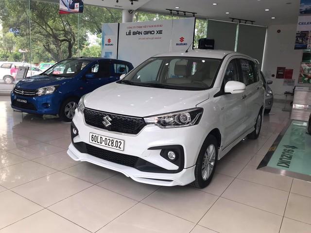 Suzuki Ertiga 2019 tiếp tục lộ thông tin: Động cơ cũ, 4 phiên bản, bản cao cấp nhất có cân bằng điện tử - Ảnh 3.
