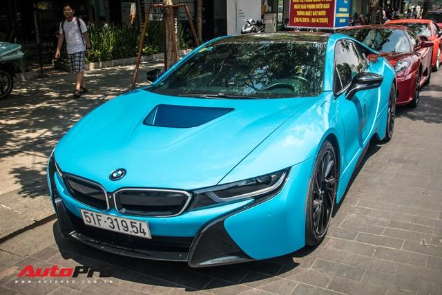 BMW i8 đã trở nên đại trà ở Việt Nam, chủ chiếc xe này chọn cách làm mới khác biệt để tạo điểm nhấn - Ảnh 5.