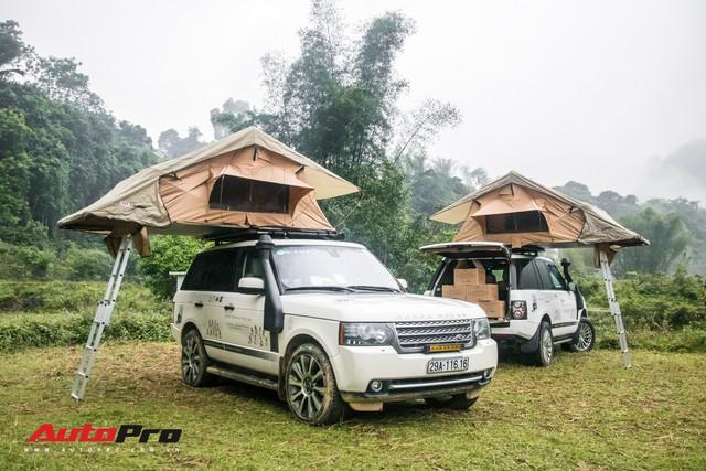 Khám phá món phụ kiện hàng chục triệu đồng gắn nóc Range Rover của ông chủ Trung Nguyên Legend - Ảnh 8.