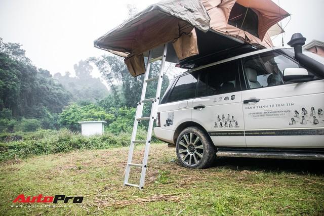Khám phá món phụ kiện hàng chục triệu đồng gắn nóc Range Rover của ông chủ Trung Nguyên Legend - Ảnh 4.