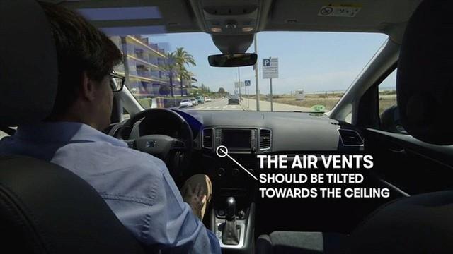 Thói quen nguy hiểm: Nắng nóng, vừa lên xe đã bật điều hòa cực lạnh - Ảnh 3.