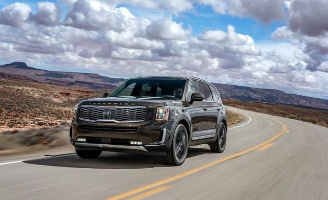 Đánh giá Kia Telluride: Đây là lý do Ford Explorer phải dè chừng đàn anh Sorento - Ảnh 1.