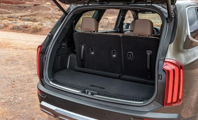 Đánh giá Kia Telluride: Đây là lý do Ford Explorer phải dè chừng đàn anh Sorento - Ảnh 17.