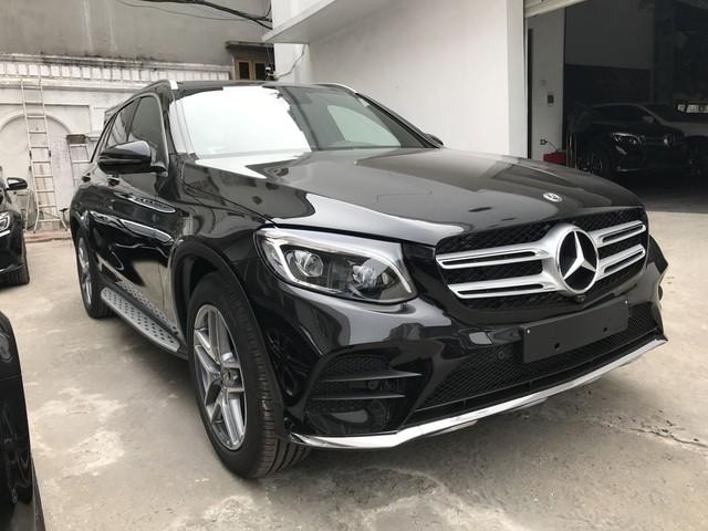 Choáng với hoá đơn 80 triệu đồng bảo dưỡng Mercedes-Benz GLC300 mới 1 năm tuổi - Ảnh 2.
