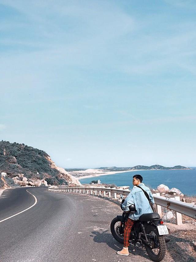 9x cùng câu chuyện độc hành xuyên Việt cùng chiếc xe máy: Đi thôi, để thấy Việt Nam mình thực sự xinh đẹp! - Ảnh 11.