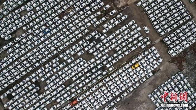 """Hàng trăm xe điện Trung Quốc bị """"xếp xó"""" và lý do phía sau - Ảnh 6."""