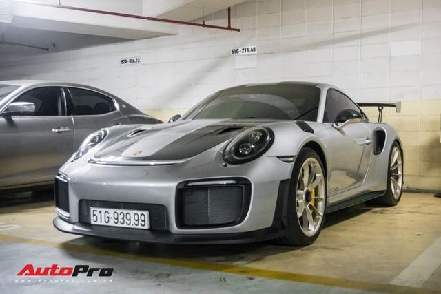 Porsche 911 GT2 RS với gói tuỳ chọn tiền tỷ ra biển trắng tại Sài Gòn, những con số gây chú ý - Ảnh 1.