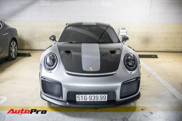 Porsche 911 GT2 RS với gói tuỳ chọn tiền tỷ ra biển trắng tại Sài Gòn, những con số gây chú ý - Ảnh 8.
