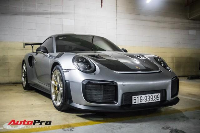 Porsche 911 GT2 RS với gói tuỳ chọn tiền tỷ ra biển trắng tại Sài Gòn, những con số gây chú ý - Ảnh 9.