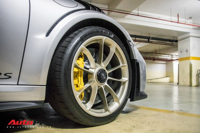 Porsche 911 GT2 RS với gói tuỳ chọn tiền tỷ ra biển trắng tại Sài Gòn, những con số gây chú ý - Ảnh 5.