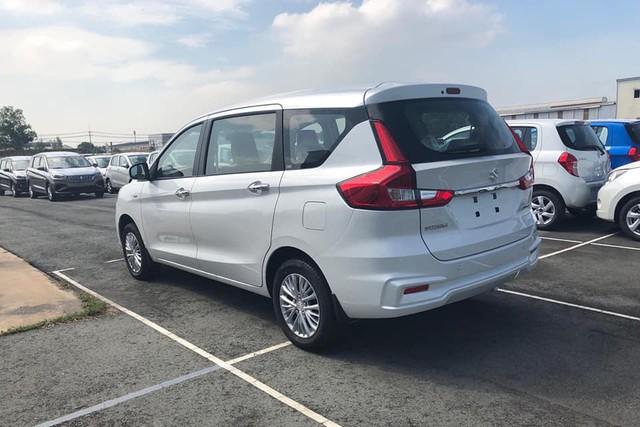 Đại lý mở đặt cọc Suzuki Ertiga 2019 với 2 phiên bản, giá dưới 500 triệu đồng - Áp lực lên Mitsubishi Xpander - Ảnh 3.