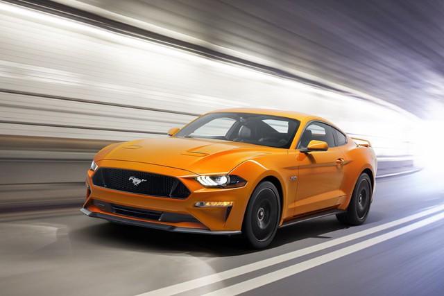 Luời thay đổi, Ford sẽ chỉ nâng cấp Mustang khi làm xong điều này - Ảnh 1.