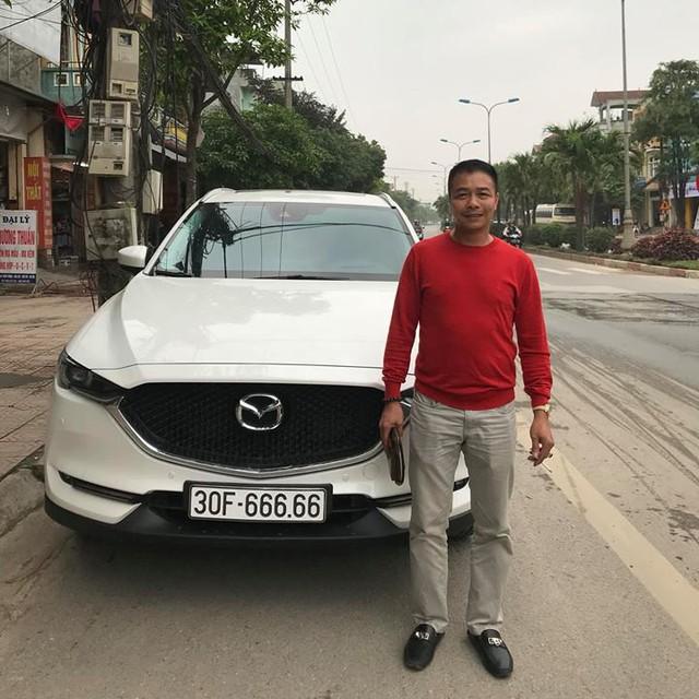 Chủ Mazda CX-5 biển ngũ quý 5 muốn mua lại chiếc CX-5 biển ngũ quý 6 với giá khoảng 2 tỷ đồng - Ảnh 1.