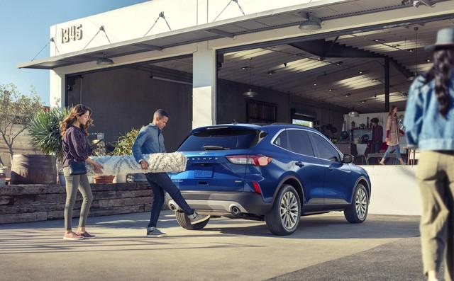 Ra mắt Ford Escape thế hệ mới: Quá nhiều chờ mong về Việt Nam để cạnh tranh Honda CR-V - Ảnh 5.