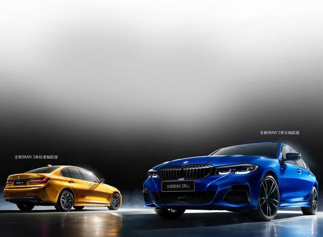 BMW 3-Series sắp ra mắt bản kéo dài cho ông chủ ngồi sau - Ảnh 2.