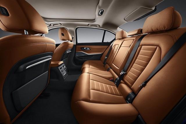 BMW 3-Series sắp ra mắt bản kéo dài cho ông chủ ngồi sau - Ảnh 5.