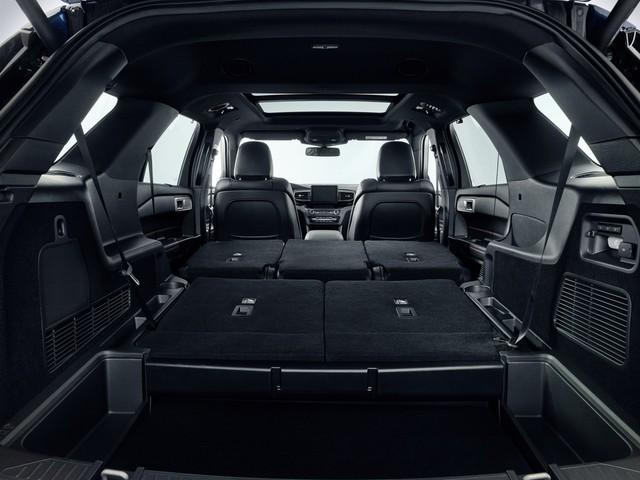 Ford dồn dập ra mắt các phiên bản mới của xe hot Explorer - Ảnh 7.