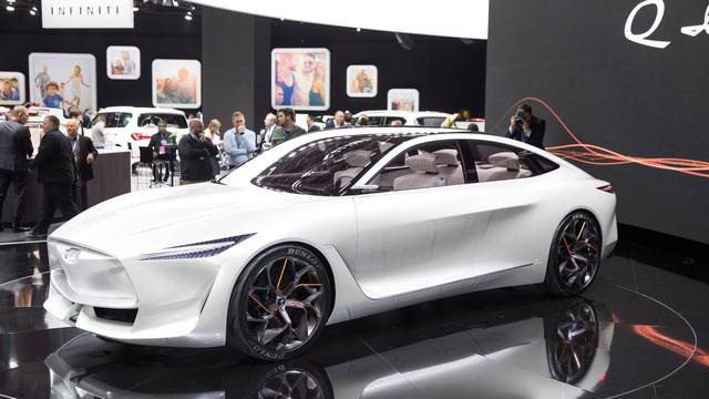 Infiniti nhá hàng sedan thể thao mới, thử nghiệm nội thất 2 buồng độc lập - Ảnh 3.
