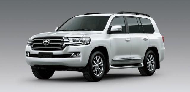 Toyota Land Cruiser 2019 nâng cấp trang bị, tăng giá 333 triệu đồng tại Việt Nam - Ảnh 2.