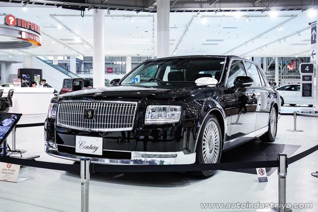Nhật Hoàng mới dùng 'Rolls-Royce Nhật Bản' cho lễ đăng quang - Ảnh 1.