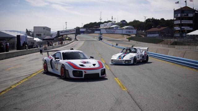 Porsche hé lộ siêu xe mới kế nhiệm 918 Spyder - Ảnh 1.