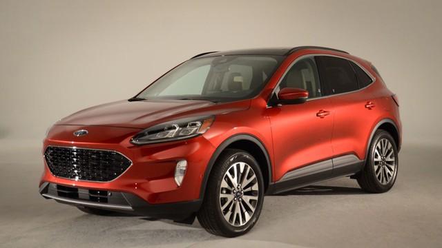 Focus đã có bản hiệu suất cao ST, liệu Ford Escape mới sẽ có cấu hình này? - Ảnh 1.