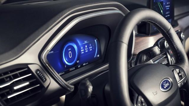 Soi kỹ loạt ảnh chi tiết Ford Escape 2020 chưa từng công bố - Ảnh 22.