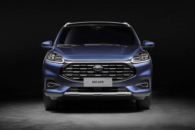 Ford Escape 2020 sẽ có bản trang bị đèn pha giống Porsche nhưng có 1 điều khiến fan Việt hụt hẫng - Ảnh 3.