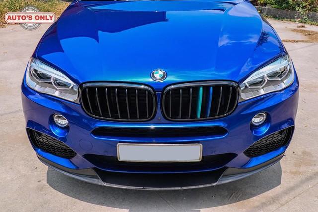 Dân chơi Bạc Liêu chi 1 tỷ đồng biến hóa BMW X5, ghép cặp với Ford Ranger Raptor - Ảnh 5.
