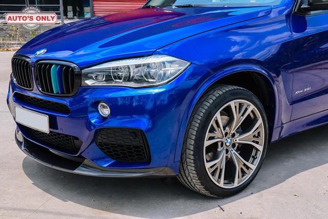 Dân chơi Bạc Liêu chi 1 tỷ đồng biến hóa BMW X5, ghép cặp với Ford Ranger Raptor - Ảnh 4.