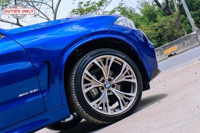 Dân chơi Bạc Liêu chi 1 tỷ đồng biến hóa BMW X5, ghép cặp với Ford Ranger Raptor - Ảnh 9.