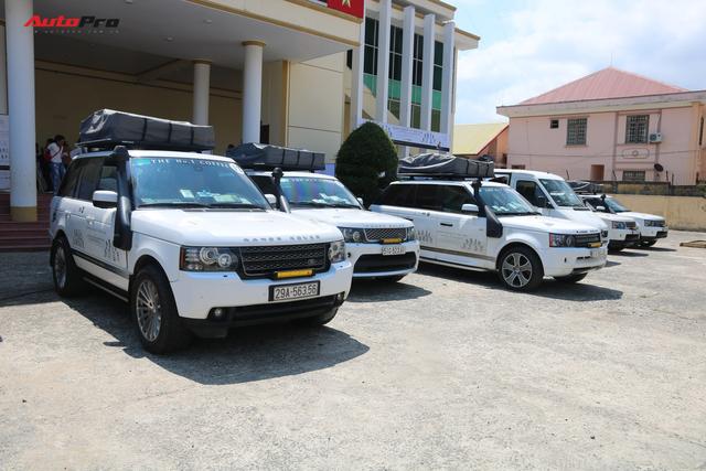 Trung Nguyên Legend chi hàng trăm triệu đồng độ một chi tiết cho Range Rover để chạy xuyên Việt - Ảnh 1.